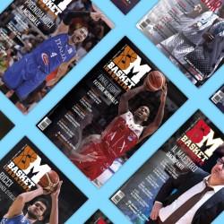 Abbonamento a Basket Magazine cartaceo (10 numeri-1 anno)