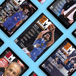Abbonamento FULL Basket Magazine cartaceo+digitale annuale (10 numeri)