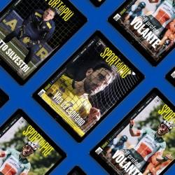 Abbonamento DIGITALE SportdiPiù Verona annuale (5 numeri)