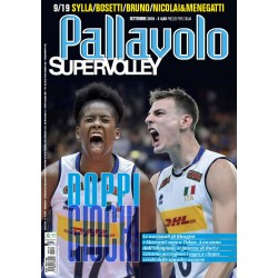 Pallavolo SUPERVOLLEY n.9 Cartaceo Settembre 2019