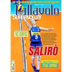 Pallavolo SUPERVOLLEY n.10 Cartaceo Ottobre 2019
