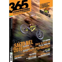 365Mountainbike n.50 Cartaceo Marzo 2016