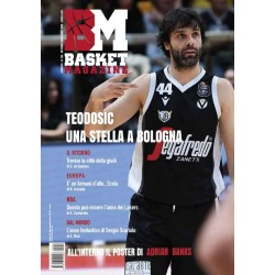Basket Magazine n.58 Cartaceo Novembre 2019