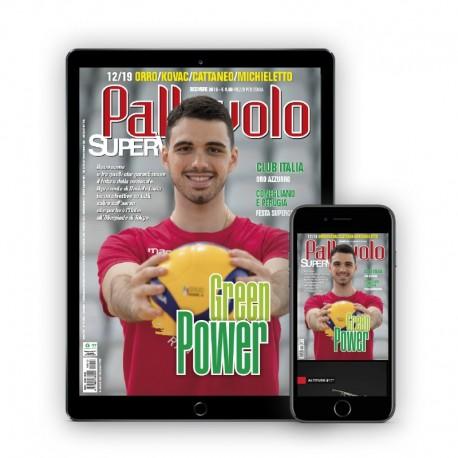 Pallavolo SUPERVOLLEY n.12 Digitale Dicembre 2019