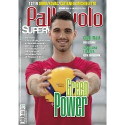 Pallavolo SUPERVOLLEY n.12 Cartaceo Dicembre 2019