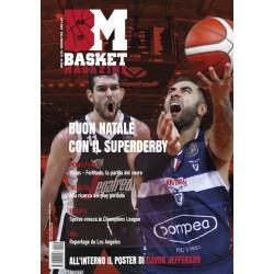 Basket Magazine n.59 Cartaceo Dicembre 2019