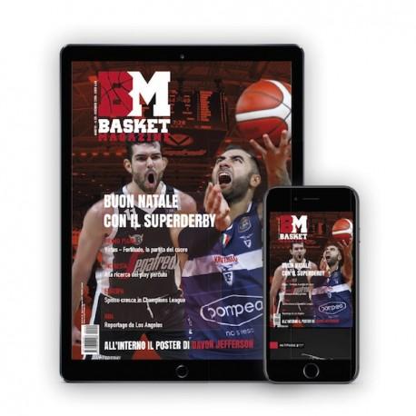 Basket Magazine n.59 Digitale Dicembre 2019