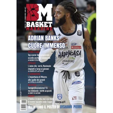 Basket Magazine 60 Cartaceo Gennaio 2020