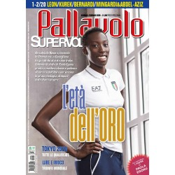 Pallavolo SUPERVOLLEY n.1/2 Cartaceo Gen/Feb 2020