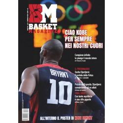Basket Magazine n.61 Cartaceo Febbraio 2020