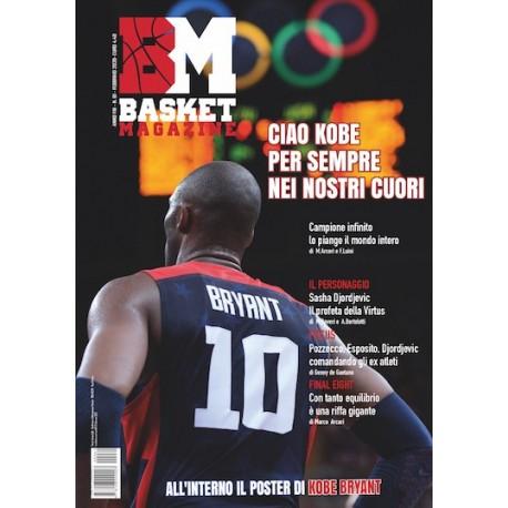 Basket Magazine 61 Cartaceo Febbraio 2020