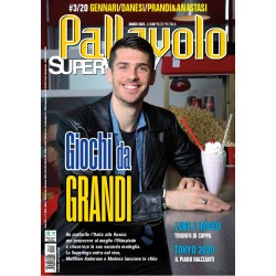 Pallavolo SUPERVOLLEY n.3 Cartaceo Marzo 2020