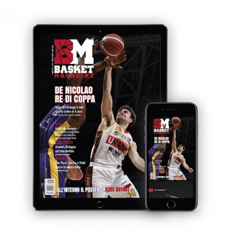 Basket Magazine n.62 Digitale Marzo 2020