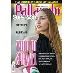 Pallavolo SUPERVOLLEY n.4 Digitale APRILE 2020
