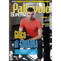 Pallavolo SUPERVOLLEY n.5 Cartaceo MAGGIO 2020