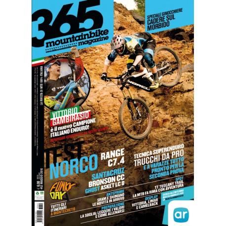 365MB Nr. 52 Maggio 2016 edizione cartacea