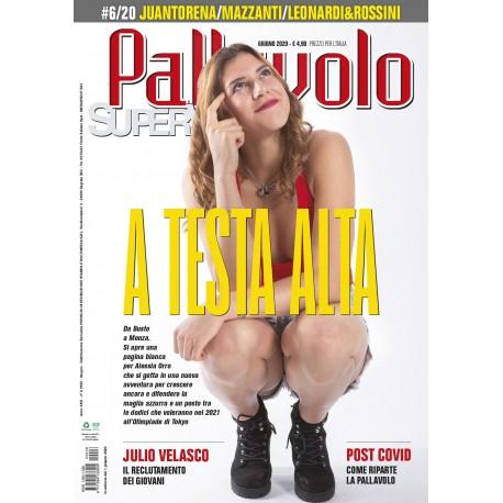 Pallavolo SUPERVOLLEY n.6 Cartaceo Giugno 2020