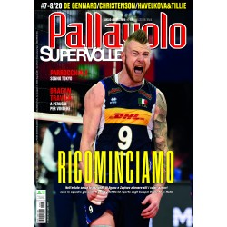 Pallavolo SUPERVOLLEY n.7/8 Digitale LUG/AGO 2020