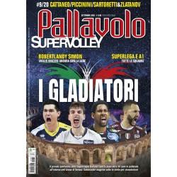 Pallavolo SUPERVOLLEY n9 Cartaceo Settembre 2020