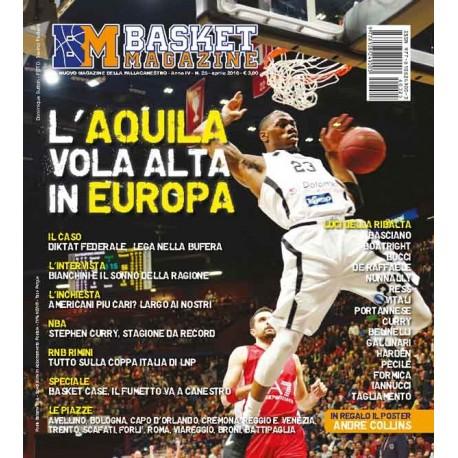 Nr. 25 Aprile 2016 Digital Edition