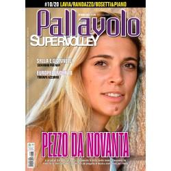 Pallavolo SUPERVOLLEY n10 Cartaceo Ottobre 2020