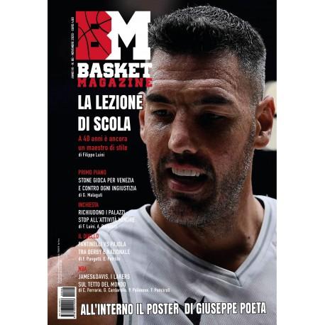 Basket Magazine 65 – Settembre-Ottobre 2020