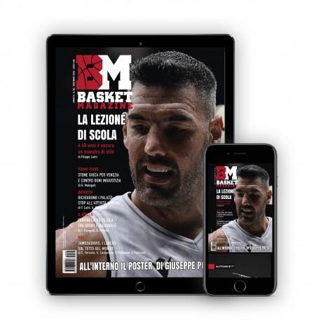 Modifica: Basket Magazine 66 Novembre 2020