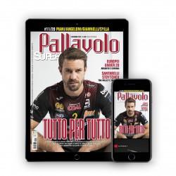 Pallavolo SUPERVOLLEY n.11 Digitale NOVEMBRE 2020