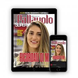 Pallavolo SUPERVOLLEY n.12 Digitale DICEMBRE 2020