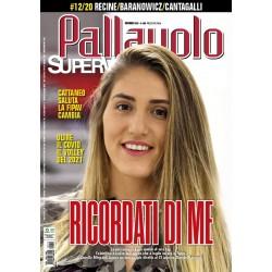 Pallavolo SUPERVOLLEY n12 Cartaceo Dicembre 2020