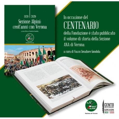 Centenario - Sezione Alpini: cent'anni con Verona 2020