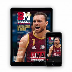 Basket Magazine n.71 Digitale – Aprile 2021