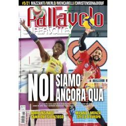 Pallavolo SUPERVOLLEY n5 Cartaceo Maggio 2021