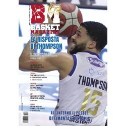 Basket Magazine n.72 Cartaceo Maggio 2021