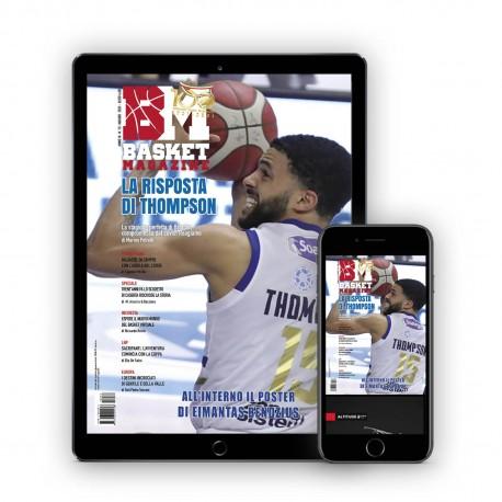 Basket Magazine n.72 Digitale – Maggio 2021
