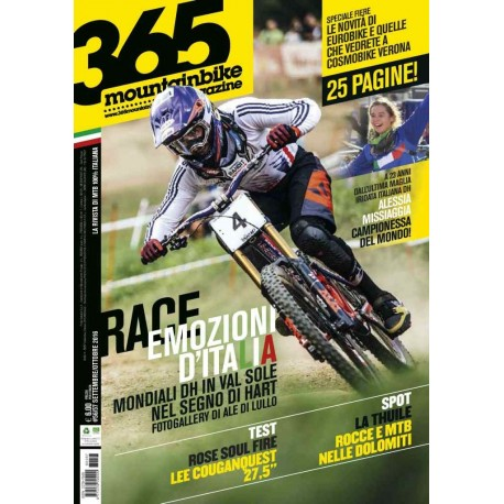 365MB Nr. 56-57 Ottobre 2016 Digital Edition