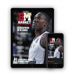 Basket Magazine n.75 Digitale – Settembre-Ottobre 2021