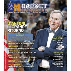 Basket Magazine n.34 Edizione Cartacea - Marzo 2017