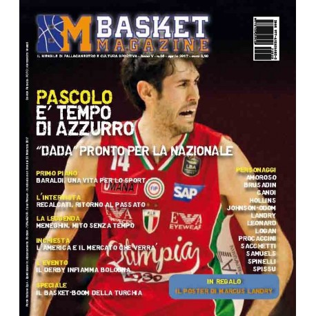 Basket Magazine #35