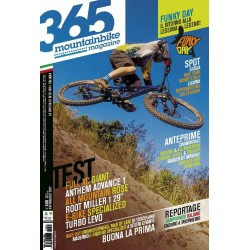 365Mountainbike n.64 Cartaceo Maggio 2017