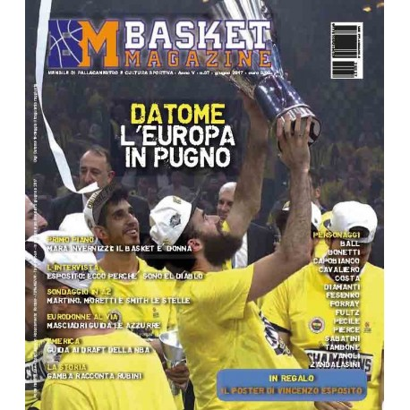 Basket Magazine #37