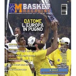 Basket Magazine n.37 Edizione Cartacea - Giugno 2017