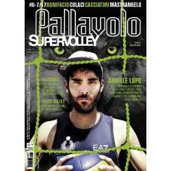 Pallavolo SUPERVOLLEY n.6-7 Cartaceo Luglio 2017