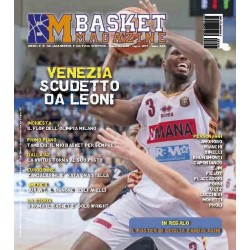 Basket Magazine n.38 Edizione Cartacea - Luglio  2017