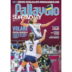 Pallavolo SUPERVOLLEY n.8 Digitale Settembre 2017