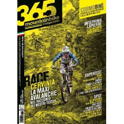 365Mountainbike n.68 Cartaceo Settembre 2017