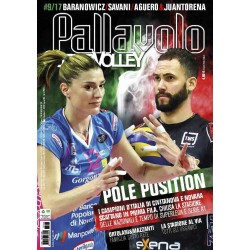 Pallavolo SUPERVOLLEY n.9 Digitale Ottobre 2017