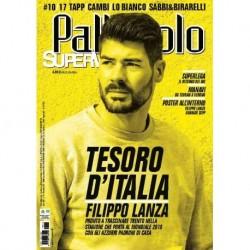 Pallavolo SUPERVOLLEY n.10 Cartaceo Ottobre 2017