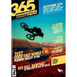 365Mountainbike n.71/72 Digitale Dicembre/Gennaio 2018