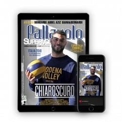 Pallavolo SUPERVOLLEY n.1-2 Digitale Gennaio/Febbraio 2018